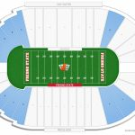 Bulldog Stadium (Fresno State) Seating Guide   Rateyourseats In Fresno State Stadium Map