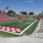 Bulldog Stadium Seating Chart | Seatgeek For Fresno State Stadium Map