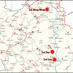 Burmese Military Launching Two Parallel Campaigns   Burma Link With Eastern Shan State Map