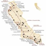Ca State Map Califor Map Of California Springs California State With Regard To California State Parks Camping Map