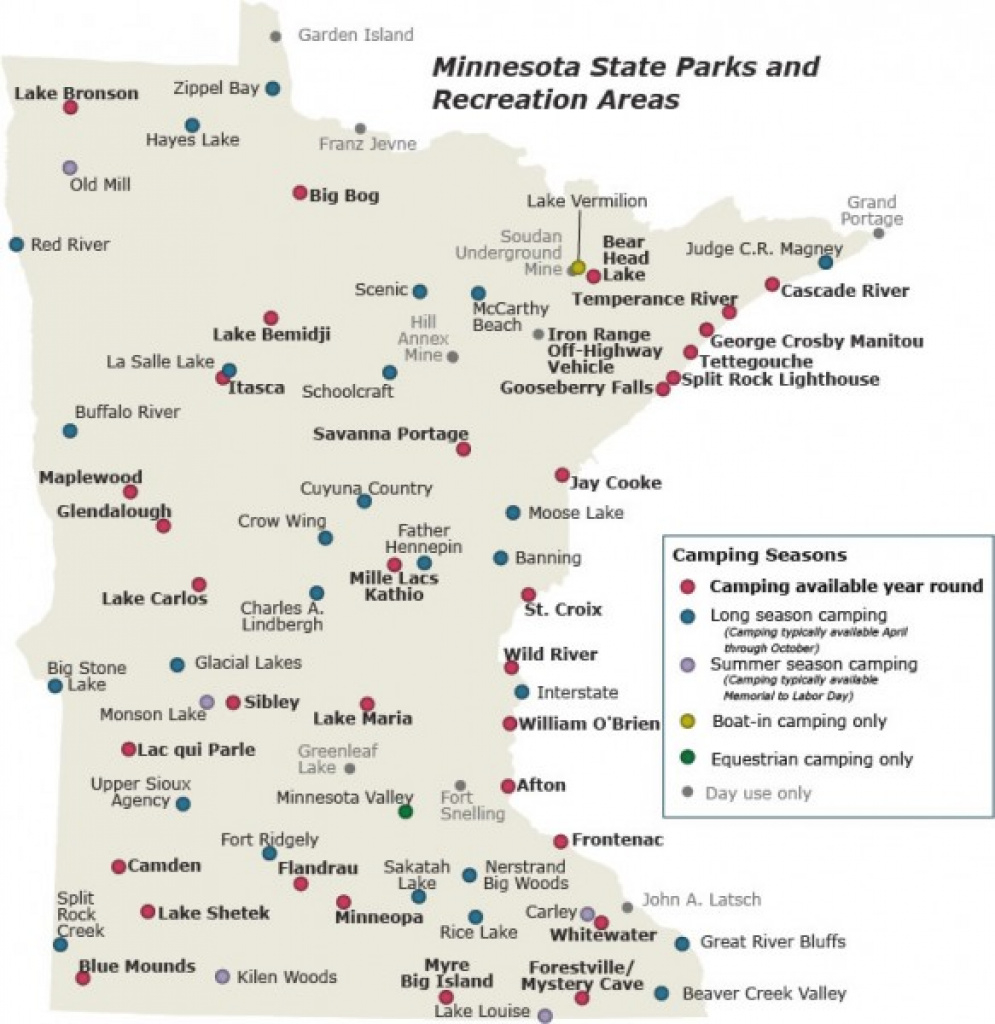 Cabins Lure Winter Campers To Minn. Parks : Woodall's Campground regarding Minnesota State Park Camper Cabins Map