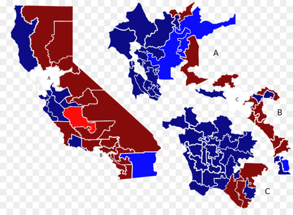 California Elections, November 2008 California State Legislature with regard to California State Assembly Map