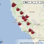 California Fire Map | Fremont, Ca Patch For California State Fire Map