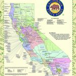 California State Park Maps With State Park Map