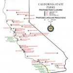 California State Park System Crisis California State Park Camping Throughout California State Parks Camping Map
