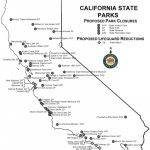 California State Parks Map California River Map California State Intended For California State Parks Camping Map