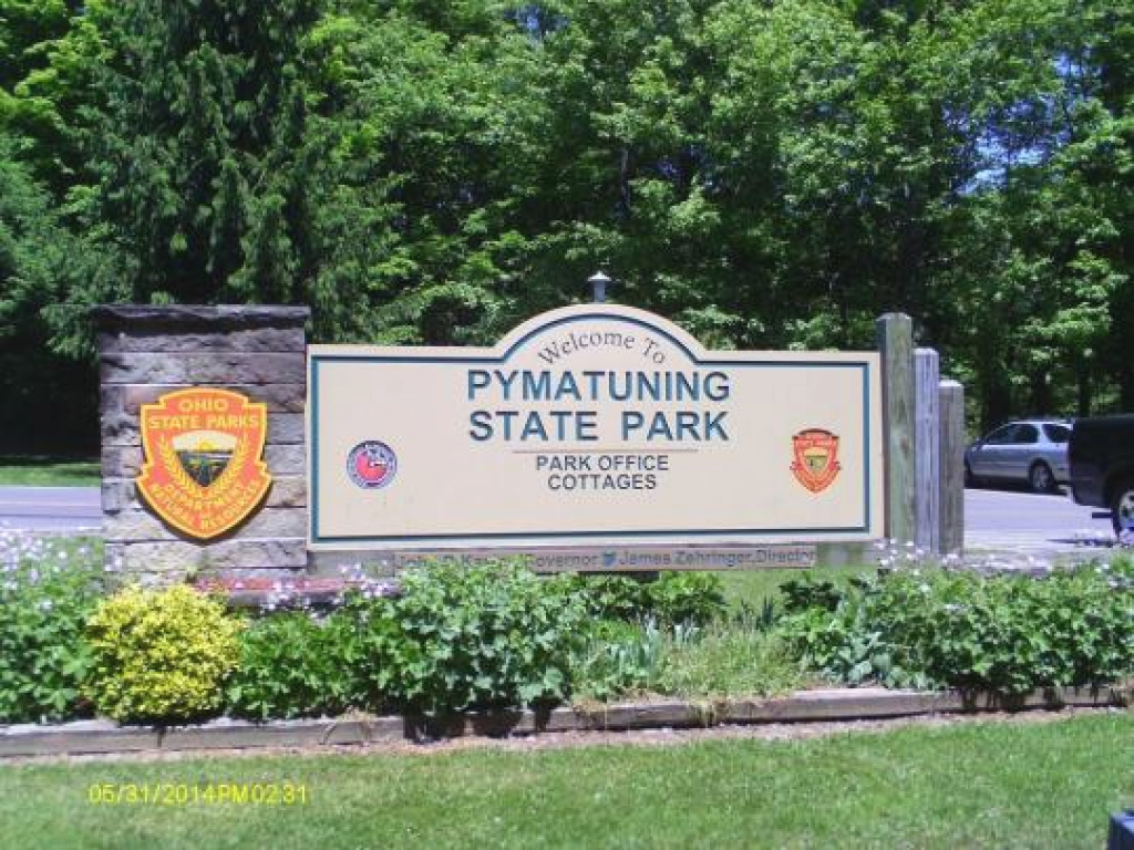 Campground Details - Pymatuning State Park, Oh - Ohio State Parks throughout Pymatuning State Park Campground Map