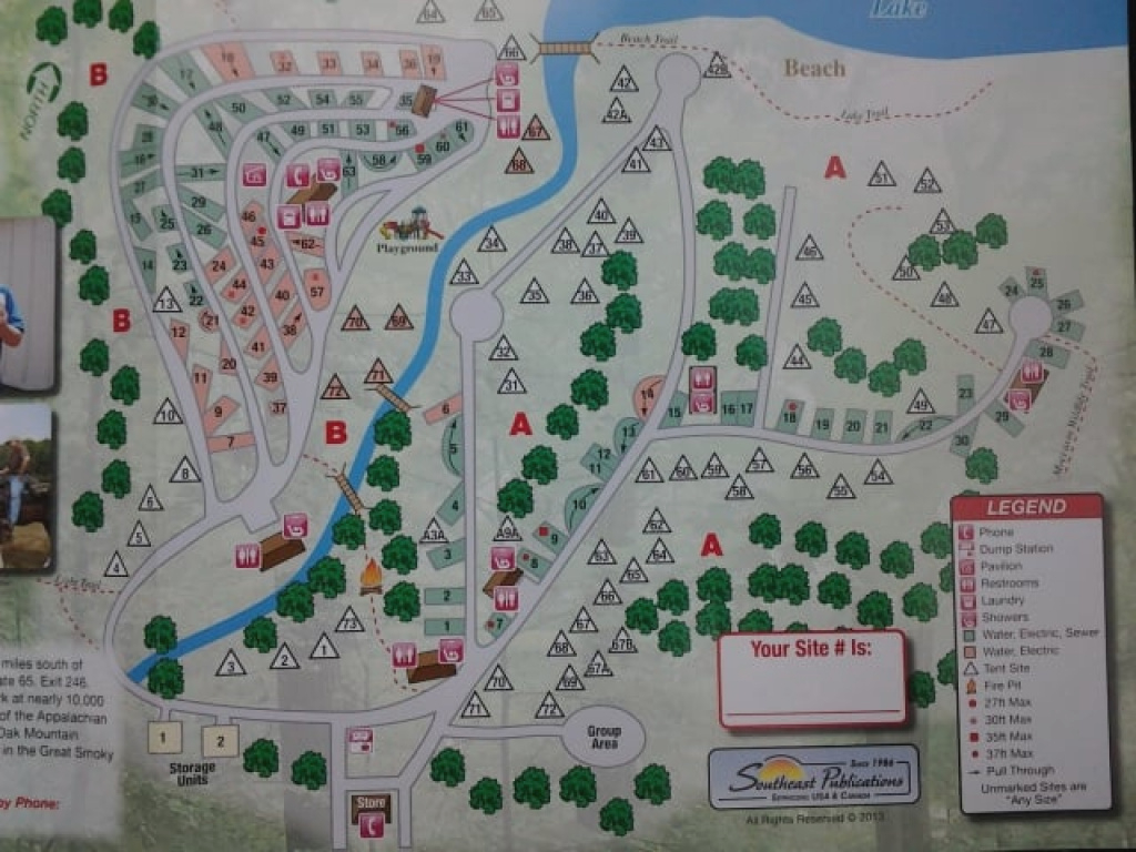 Campground Map. - Yelp pertaining to Oak Mountain State Park Campground Map