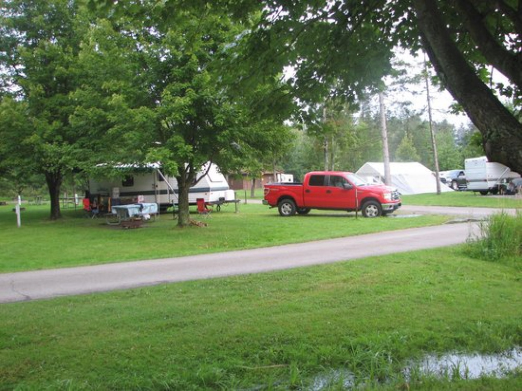 Campground - Picture Of Pymatuning State Park, Jamestown - Tripadvisor throughout Pymatuning State Park Campground Map