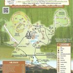 Campgrounds (Loop A & B)   Malia's Miles For Oak Mountain State Park Campground Map