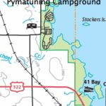 Camping In Pymatuning State Park For Pymatuning State Park Campground Map