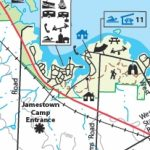 Camping In Pymatuning State Park Within Pymatuning State Park Campground Map