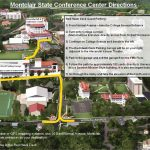 Campus Map And Parking – Emerging Learning Design (Eld) Within Montclair State University Campus Map