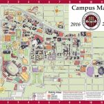 Campus Map | Fsu Online Visitor's Guide In Florida State Parking Map