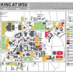 Campus Map Intended For Wichita State University Campus Map Pdf