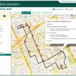 Campus Map – Web Communications Intended For Wayne State University Campus Map