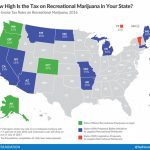 Cannabis Legalization: The Dam Has Burst | Portfolio Wealth Global With Legal Marijuana States Map 2017