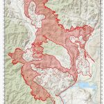 Carlton Complex Fire Largest In Washington State History   Wildfire Regarding Map Of The Washington State Fires