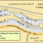 Carpinteria State Beach Camping   Mobile With Carpinteria State Beach Campground Map