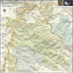 Castle Rock State Park Map California | Toursmaps ® Intended For Castle Rock State Park Map