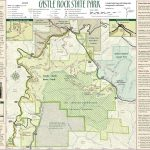 Castle Rock State Park   Maplets Pertaining To Castle Rock State Park Map