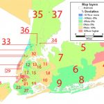 Census Could Set Off Major Redistricting In State Within New York State Senate District Map