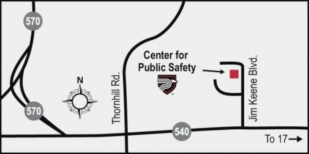 Center For Public Safety | Winter Haven, Fl | Polk State College inside Polk State College Winter Haven Campus Map