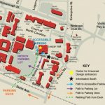 Center For Universal Design Ncsu   About The Center   Visit Us With Nc State Football Parking Map