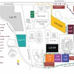 Central Michigan Football :: Cmuchippewas :: The Official Site Inside Michigan State Football Parking Lot Map