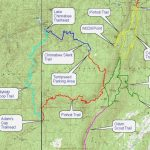 Cheaha State Park: Pinhoti Chinnabee Skyway Loop | Pharm Hiker For Cheaha State Park Trail Map