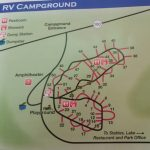 Chickasaw State Park Rv Campsite, Henderson, Tn | Home On The Roam In Buccaneer State Park Campground Map