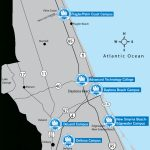Choose Your Campus In Daytona State College Deland Campus Map