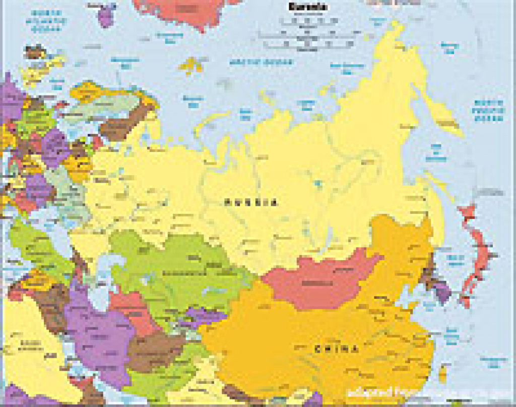 Cis, Customs Union, Eurasian Union – Johnson's Russia List inside Russia And Commonwealth Of Independent States Map