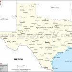 Cities In Texas, Texas Cities Map Within Texas Map State Cities