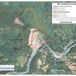 Clear Cut Crossed Into No Logging Zone In Oso | Kuow News And Intended For Washington State Mudslide Map