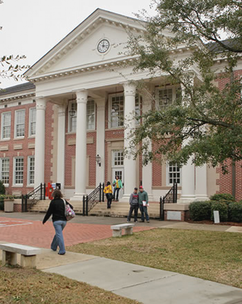 Cochran Campus: Middle Georgia State University throughout Middle Georgia State University Campus Map
