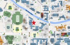 College Of Arts & Letters – Map And Parking pertaining to Michigan State Football Parking Lot Map