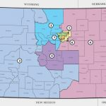 Colorado Congressional District Information | Cde With State Legislature Map 2016