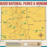 Colorado National Parks And Monuments | History Colorado Pertaining To Colorado State Parks Map