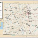 Colorado State Mapcounty Reference 2017 Colorado Map With Cities For Colorado State Map With Counties And Cities