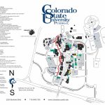 Colorado State University   Pueblo Campus Map   2200 Bonforte Blvd Intended For Colorado State University Campus Map