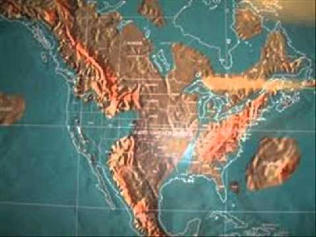 Conditional Future Map Of The United States And World - Youtube with regard to New Navy Map Of The United States Coastline
