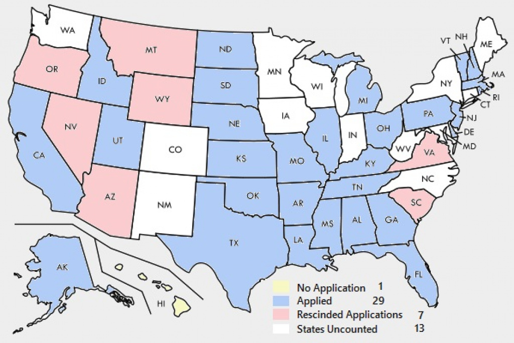 Congress Nears 34 Avc Count regarding Convention Of States Map