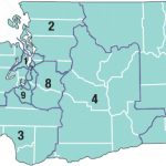 Congressional District Map Washington State – Bnhspine Pertaining To Washington State House Of Representatives District Map