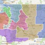 Congressional District Map Washington State – Bnhspine Regarding Washington State House Of Representatives District Map