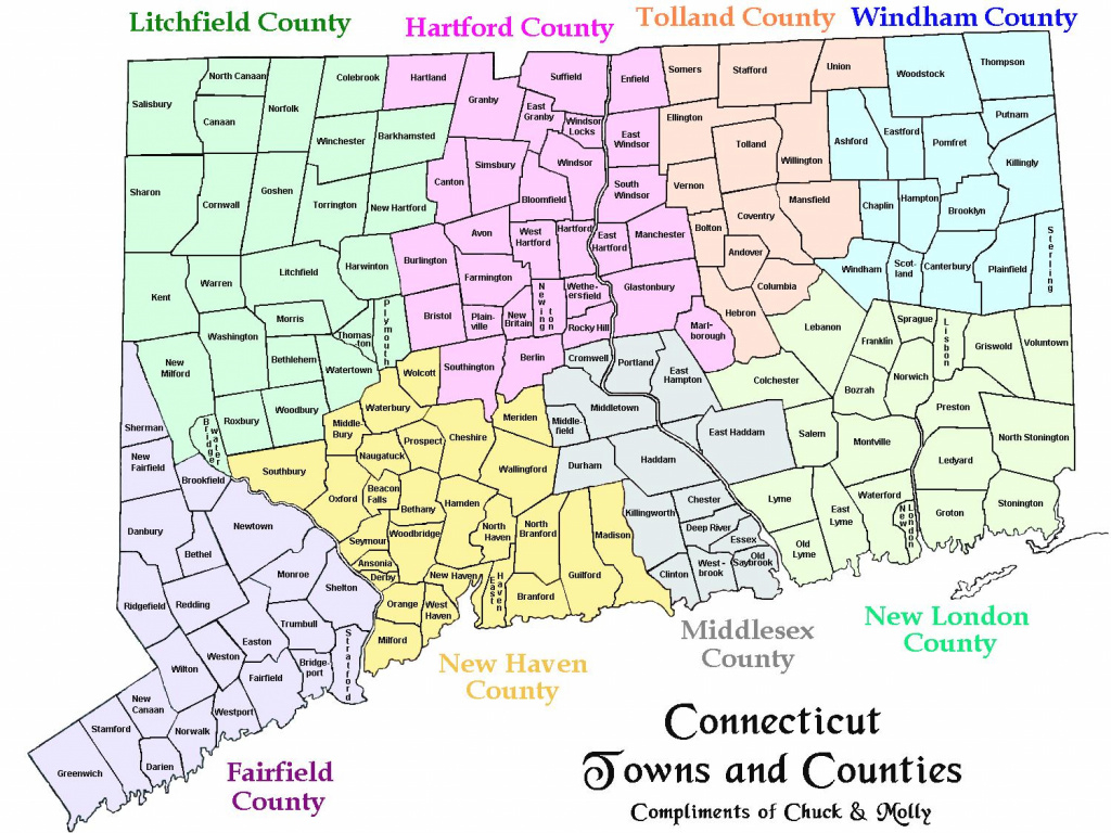Connecticut County Map Area | County Map Regional City throughout Connecticut State Map With Counties And Cities