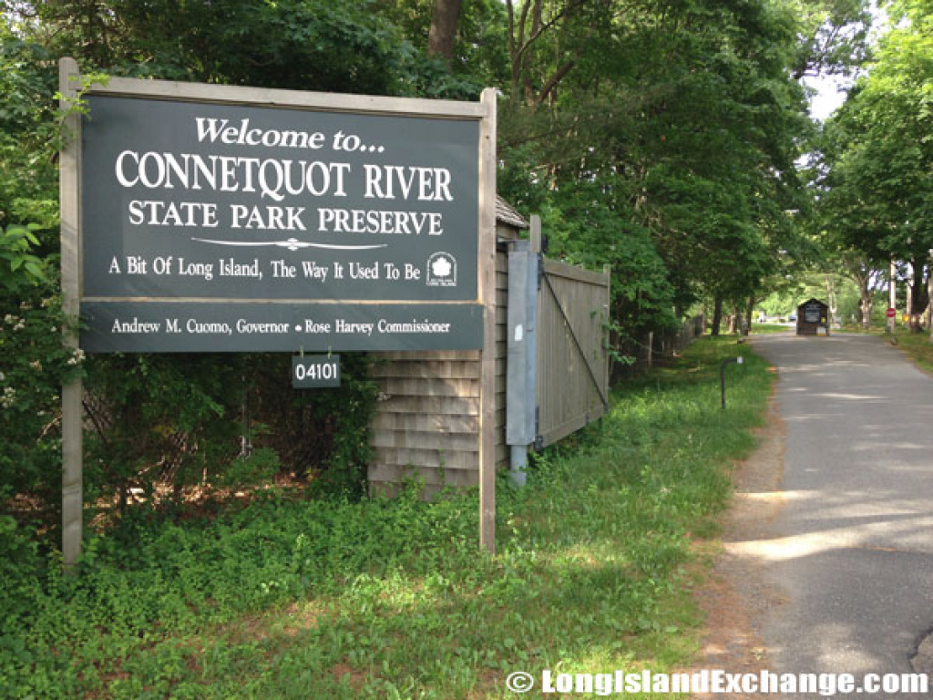 Connetquot River State Park intended for Connetquot State Park Trail Map