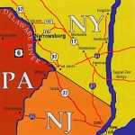 Contact Us Regarding Tri State Map Ny Nj Pa