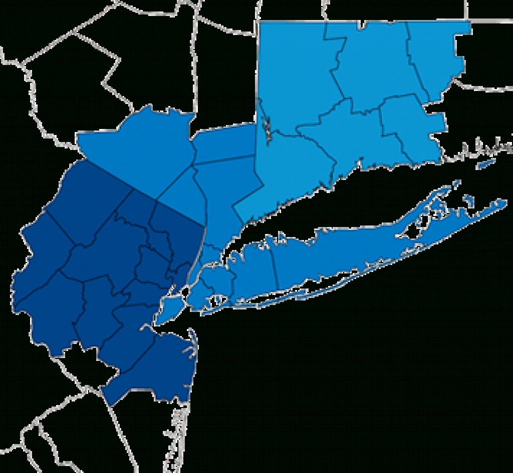 Control Associates, Inc.   Industrial Process Control Solutions For with regard to Map Of Tri State Area Ny Nj Ct