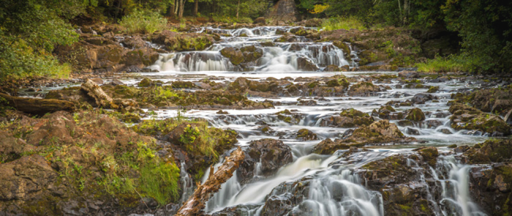 Copper Falls State Park - Wisconsin Dnr regarding Wisconsin State Campgrounds Map